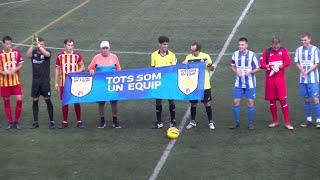 La Cava-Rapitenca B (1-0). PARTIT INTEGRE