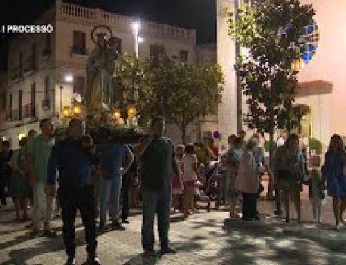 Festes Majors Bítem: Missa i processó