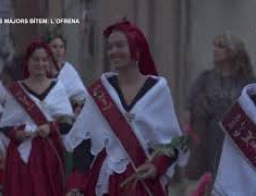 Festes Majors Bítem L'Ofrena