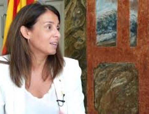 Entrevista a Meritxell Budó, consellera de Presidència i portaveu del Govern