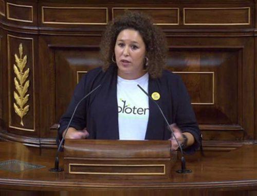 La diputada d'ERC, Norma Pujol, demana més esforços en les polítiques de prevenció de sinistres