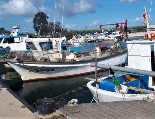 Ports inicia les obres a la dàrsena pesquera del port de Deltebre per millorar el servei als pescadors