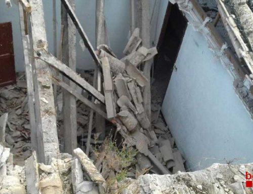 ATENCIÓ: S'esfondra una casa a Tortosa