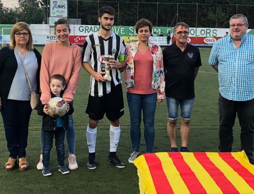 L'Amposta s'imposa al segon memorial Juan Tomàs Ballano davant el Catalònia