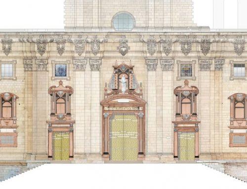 El Bisbat invertirà 600.000 euros en restaurar la façana barroca de la catedral de Tortosa