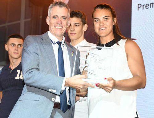 Aina Cid finalista dels premis Admiral de l'esport