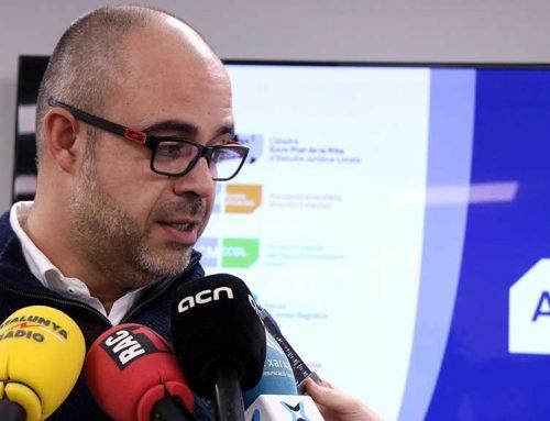 La Policia Nacional escorcolla la seu de l'Associació Catalana de Municipis