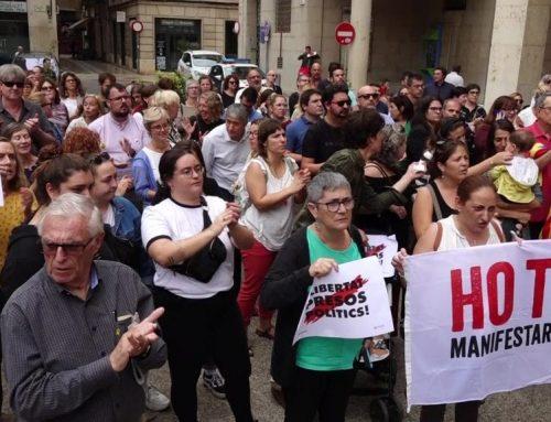 Gairebé mig miler de persones s'han concentrat aquest matí a Tortosa
