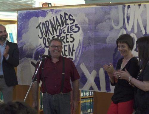 Premi del Mèrit de les Lletres Ebrenques 2019 per al professor canareu Tomás Camacho