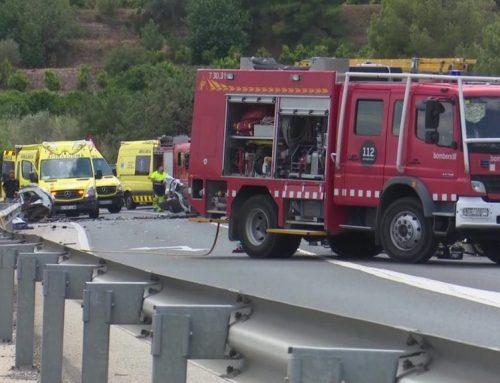 Augmenta la mortalitat a les carreteres ebrenques tot i disminuir el nombre d'accidents