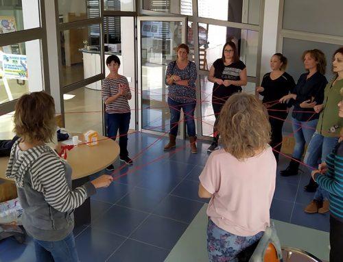 Èxit de participació al Cafè en Família organitzat pel Consell Comarcal del Baix Ebre a l'Aldea
