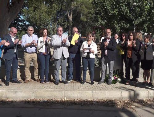 ERC homenatja Companys i els alcaldes republicans de Tortosa i Gandesa afusellats pel franquisme