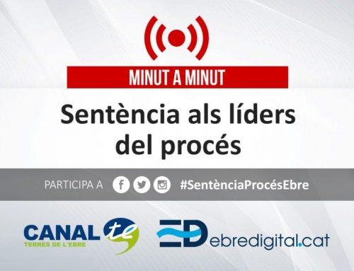 [MINUT A MINUT] Sentència als líders del procés