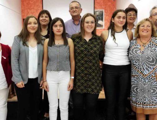 Lliurament dels Premis Manuel Sales i Ferré a treballs de recerca i investigació a Ulldecona