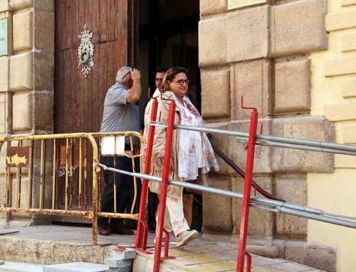 La ramadera d'Alfara nega al jutge que ofereixi espectacles taurins i insisteix que es tracta de temptes