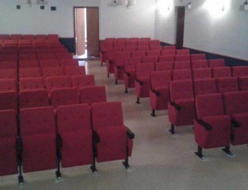 Caseres, l'únic cinema de l'estat que ha projectat ininterrumpudament