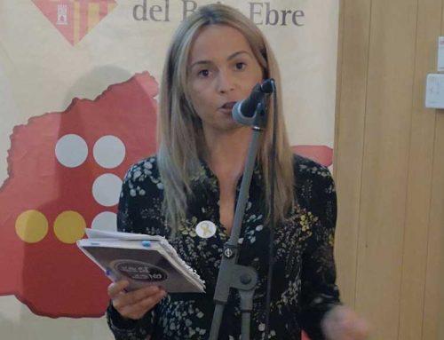 La deltebrenca Vanessa Callau, delegada del Consell Consultiu de Dones del Baix Ebre