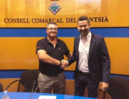 El santjaumer Joan Bertomeu, nou president del Consell Esportiu del Montsià