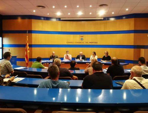 El Consell Comarcal del Montsià aprova la moció de rebuig a la sentència del judici del Procés