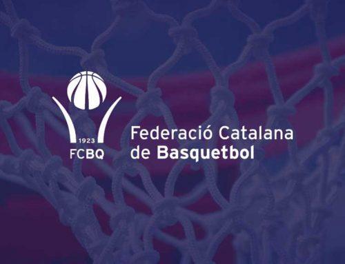 La Federació Catalana de Bàsquet se suma a la vaga del 18-O