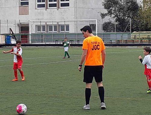 Aquest dissabte s'inicien les lligues de futbol-7 del Baix Ebre