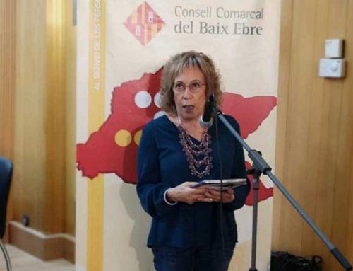 Hermínia Bo, elegida delegada del Consell Consultiu de la Gent Gran del Baix Ebre