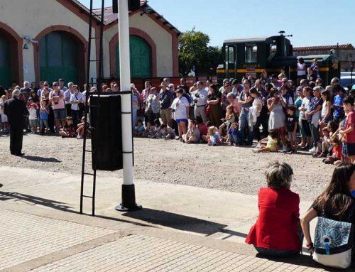 La Festa del Tren de Móra la Nova creix en visitants