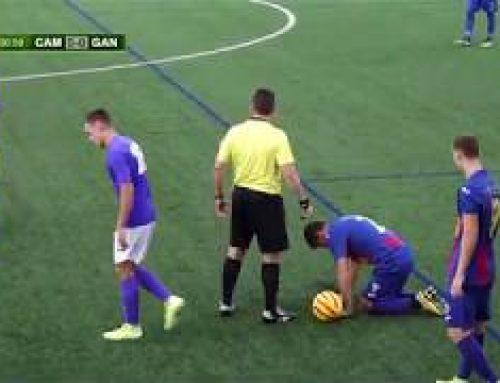Camarles-Gandesa (1-0)