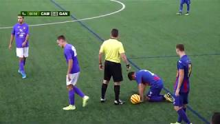 CF CAMARLES - GANDESA (1-0)