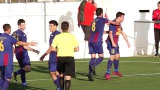 Un gol de Tini val el triomf del Camarles