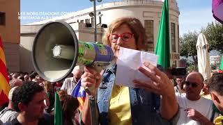 Vaga general 18-O i manifestació contra la sentència a Tortosa (Divendres 18 d'octubre)