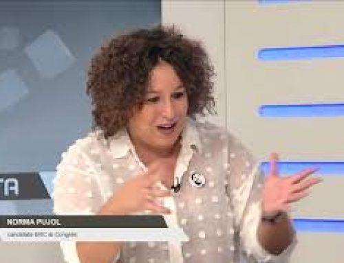 Entrevista a Norma Pujol, candidata d'ERC al Congrés