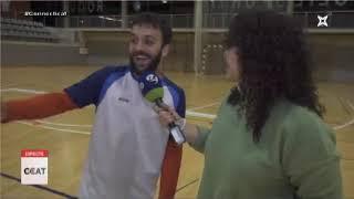 El Club Voleibol Roquetes debuta a Primera Nacional