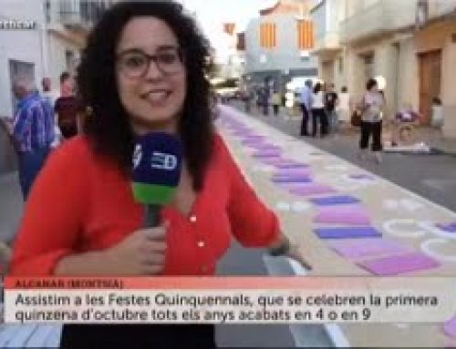 Quinquennals Alcanar 2019