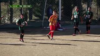 TIVENYS - LA FATARELLA (2-1)