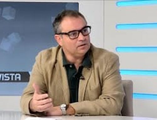 Entrevista a Joaquim Vallès, membre del secretariat nacional de l'ANC