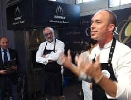 Showcooking Gastroebre 2019: cuina en directe amb el xef Jeroni Castell i Quim Casellas
