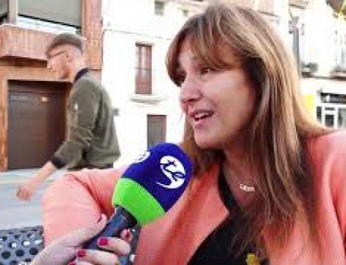 Entrevista a Laura Borràs, cap de llista de Junt per Catalunya al Congrés
