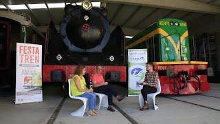 L'Esmolet. Festa del Tren i Museu del Ferrocarril de Móra la Nova