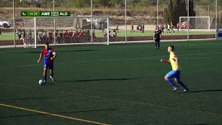 Ametlla-Aldeana (1-1)