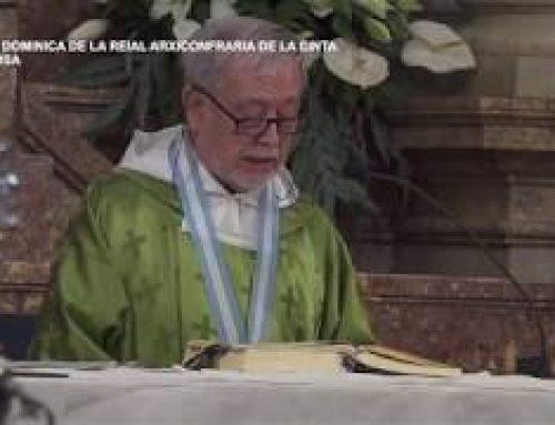Missa Dominica de la Reial Arxiconfraria de la Cinta de Tortosa