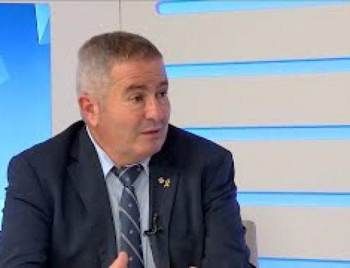 Entrevista a Xavi Pallarés, delegat del Govern a les Terres de l'Ebre