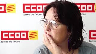 Els delegats sindicals de l'Ebre es formen per exigir plans d'igualtat de gènere a la empreses del t