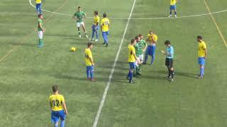 L'Aldeana guanya a un Catalònia que acaba amb nou (2-0)