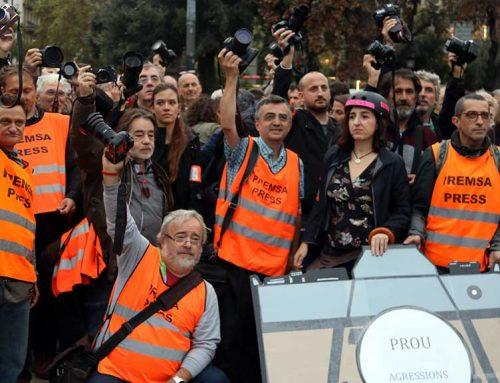 """Canal Terres de l'Ebre i Ebredigital s'adhereixen al manifest """"Sense periodisme no hi ha democràcia"""""""