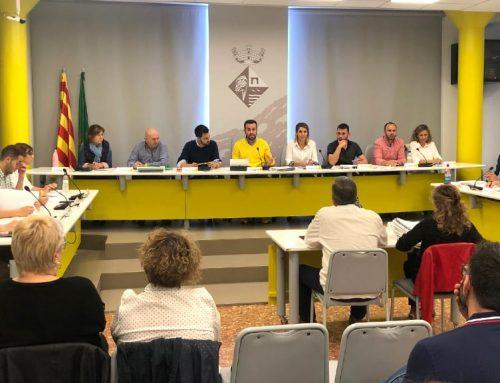 El ple de l'Ajuntament de Deltebre demana l'amnistia dels presos polítics