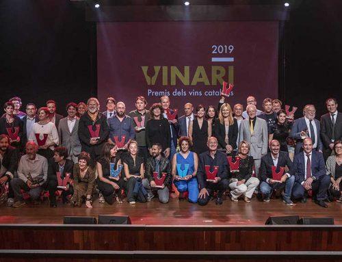 Dos vins de la Terra Alta premiats com a millors vins catalans del 2019