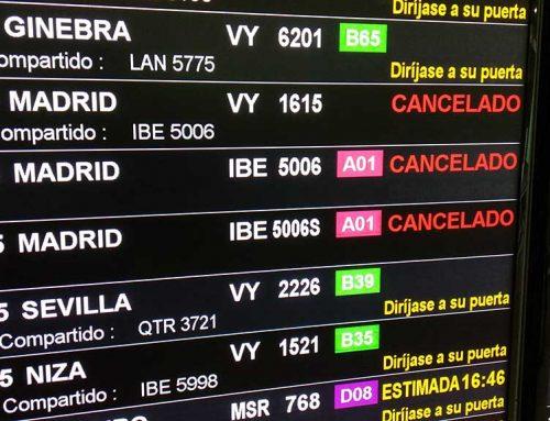 Primeres cancel·lacions i retards a l'aeroport del Prat en plena protesta per la sentència de l'1-O