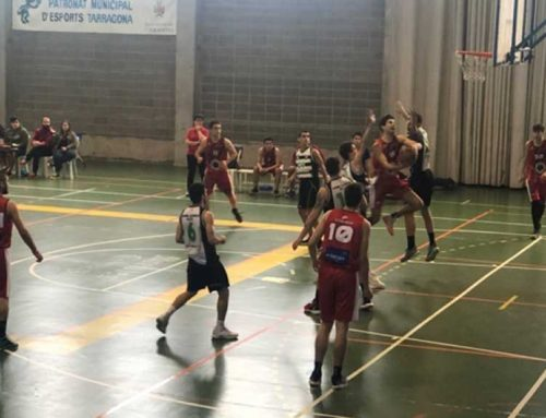 El Bàsquet Rapitenc resol el derbi a Alcanar i segueix invicte a la lliga