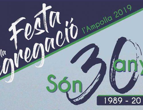 L'Ampolla celebra els 30 anys de la seva Segregació